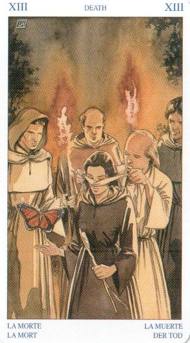 Галерея. Мини Таро белой и черной магии (Mini Pagan Tarot) .