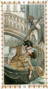 Аркан 6 Влюбленные Романтическое Таро