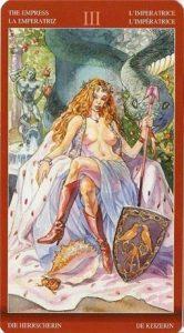 3 Аркан Императрица Таро Магии Наслаждений