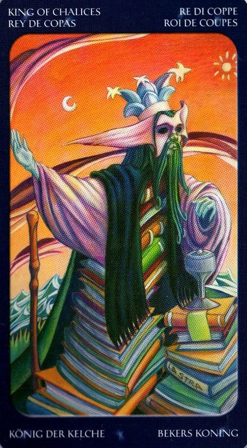Король Кубков Сладкие сумерки, Халлоуин