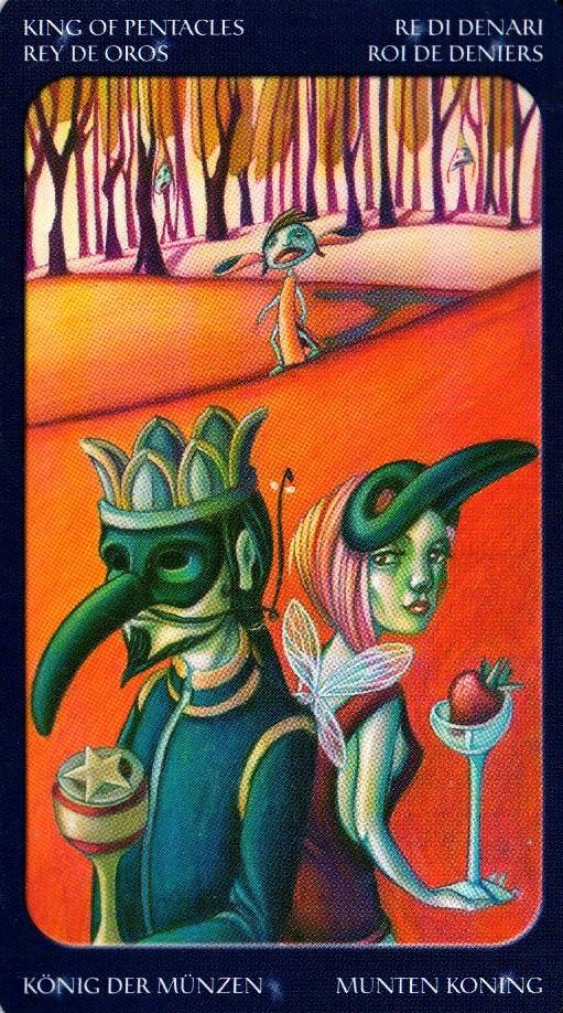 Король Пентаклей Сладкие сумерки, Халлоуин