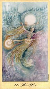17 Звезда Таро Призраков и Духов Ghosts & Spirits Tarot