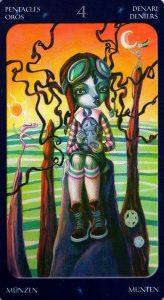 4 Пентаклей Сладкие сумерки, Халлоуин