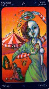 6 Пентаклей Сладкие сумерки, Халлоуин