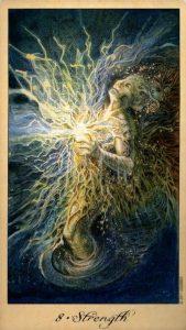 8 Сила Таро Призраков и Духов Ghosts & Spirits Tarot