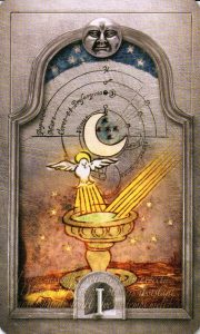 1 Лун Утраченное Таро Нострадамуса
