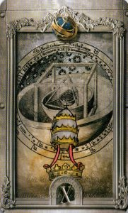 10 Сфер Утраченное Таро Нострадамуса