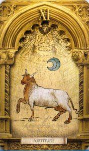 11 Сила Духа Утраченное Таро Нострадамуса