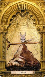 13 Аркан Смерть Утраченное Таро Нострадамуса