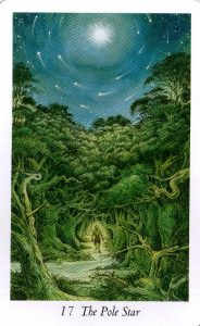 17 Аркан Полярная Звезда Таро Дикого Леса - The Wildwood Taro