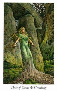 3 Камней Таро Дикого Леса - The Wildwood Taro