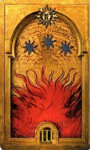 3 Солнц Утраченное Таро Нострадамуса
