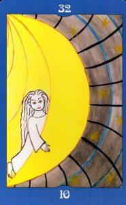 32 - Ю - Лунные карты, Анжелика Долгополова