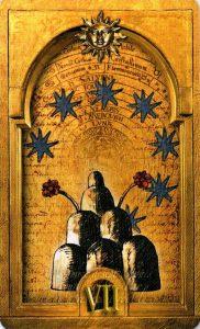7 Солнц Утраченное Таро Нострадамуса