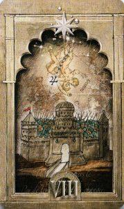 8 Звезд Утраченное Таро Нострадамуса