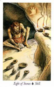 8 Камней Таро Дикого Леса - The Wildwood Taro