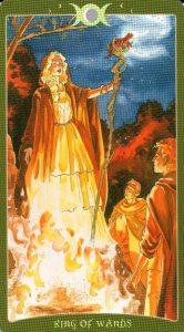 Король Жезлов Таро Так и внизу. Книга Теней Том 2