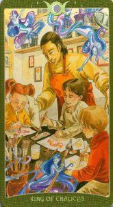 Король Кубков Таро Так и внизу. Книга Теней Том 2