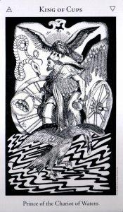 Король Кубков The Hermetic Tarot