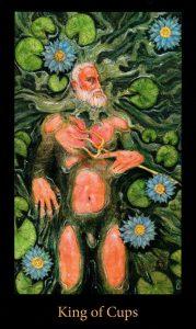 Король Кубков The Mary-el Tarot