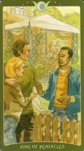 Король Пентаклей Таро Так и внизу. Книга Теней Том 2