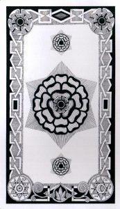 Риверс (рубашка) The Hermetic Tarot