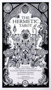 Титульная карта The Hermetic Tarot