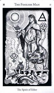 0 Аркан Глупец The Hermetic Tarot