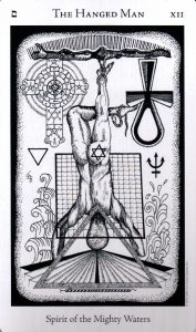 12 Аркан Повешенный The Hermetic Tarot