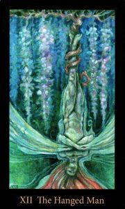 12 Аркан Повешенный The Mary-el Tarot