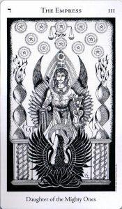 3 Аркан Императрица The Hermetic Tarot