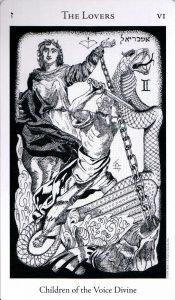 6 Аркан Влюбленные The Hermetic Tarot