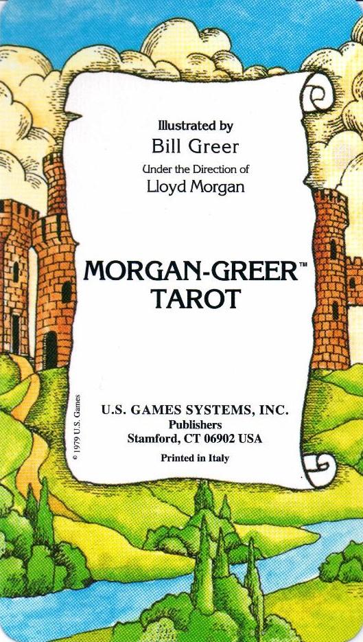 Morgan - Greer Tarot