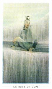 Рыцарь Кубков The Fountain Tarot