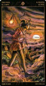0 Шут Таро Возрождения 2012Tarot of Ascension