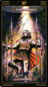 10 Мечей Таро Возрождения 2012Tarot of Ascension