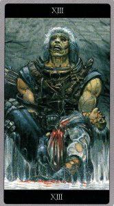 13 Смерть Таро Мета-Баронов