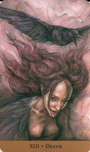 13 Смерть Таро скрытой реальности
