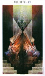 15 Дьявол The Fountain Tarot