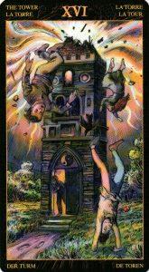 16 Башня Таро Возрождения 2012Tarot of Ascension