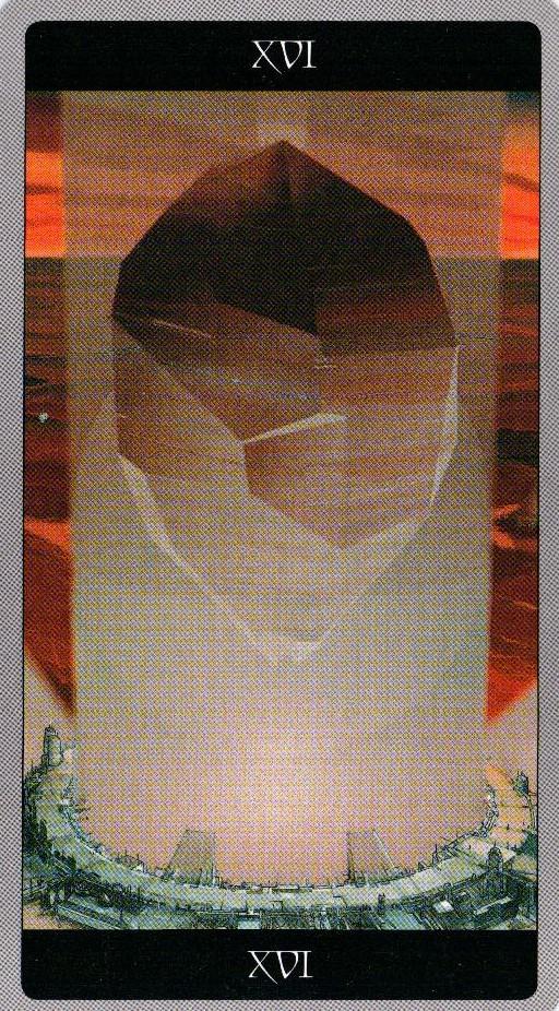 16 Башня Таро Мета-Баронов