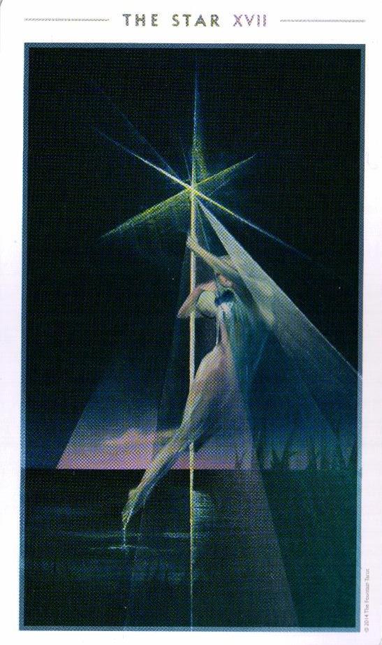 17 Звезда The Fountain Tarot