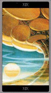 19 Солнце Таро Мета-Баронов
