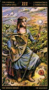3 Императрица Таро Возрождения 2012Tarot of Ascension