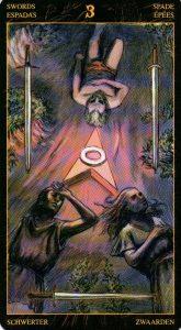 3 Мечей Таро Возрождения 2012Tarot of Ascension