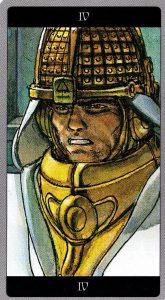 4 Император Таро Мета-Баронов