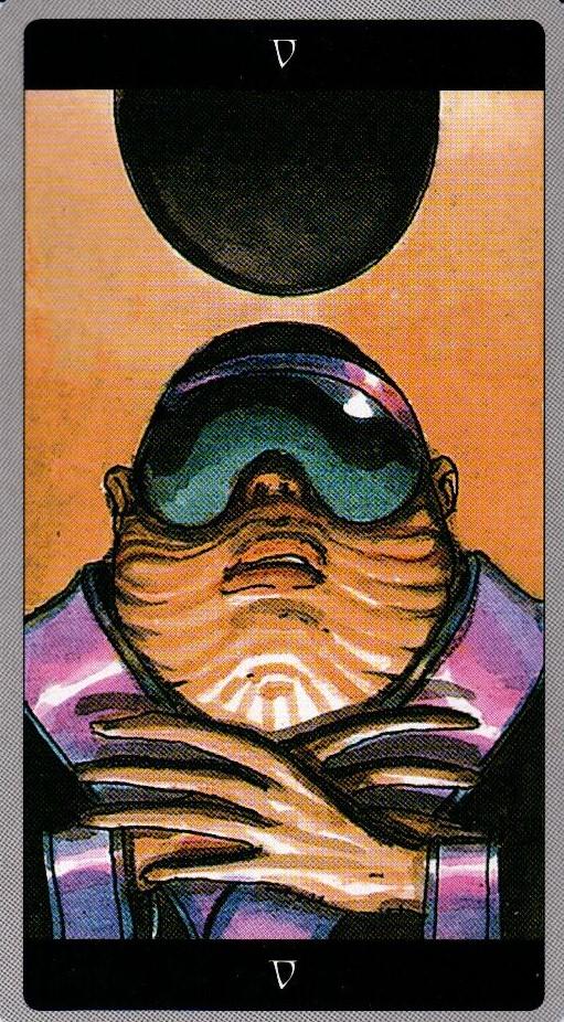 5 Иерофант Верховный Жрец Таро Мета-Баронов