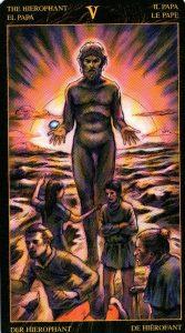 5 Иерофант Таро Возрождения 2012Tarot of Ascension