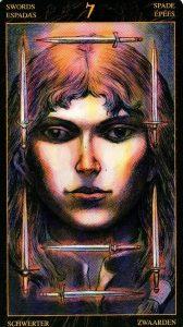 7 Мечей Таро Возрождения 2012Tarot of Ascension