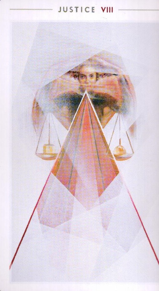 8 Справедливость The Fountain Tarot